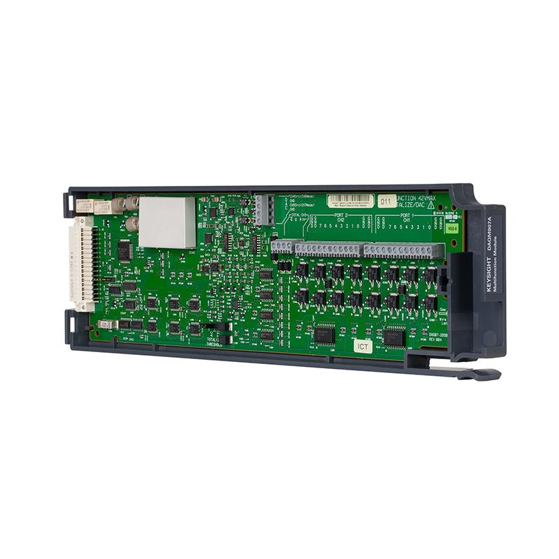 DAQM907A 适用于 DAQ970A 的多功能模块