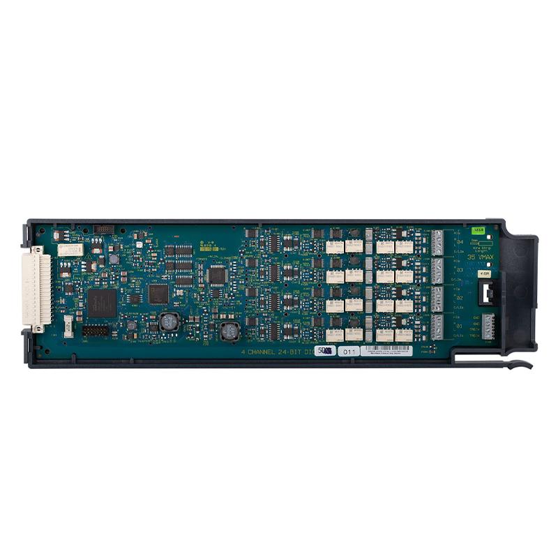 是德科技 DAQM909A 适用于 DAQ970A 和 DAQ973A 的 4 通道同步采样模块
