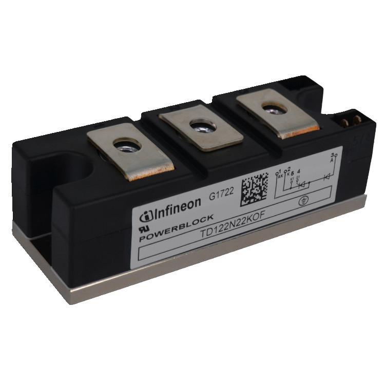 TD122N22KOF 晶闸管 可控硅功率模块 英飞凌全新原装