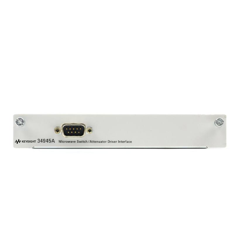 34945A 用于 34980A 的开关/衰减器驱动程序