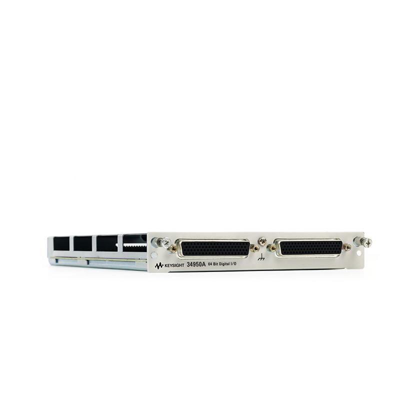 34950A 用于34980A的64位数字I/O(带有存储器和计数器)