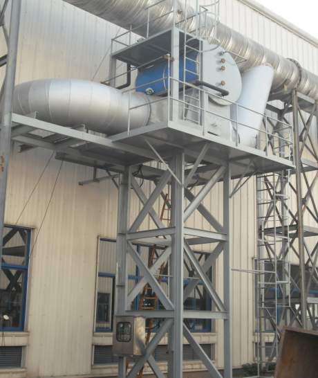 天然气熔炼炉加装热管余热回收装置.png