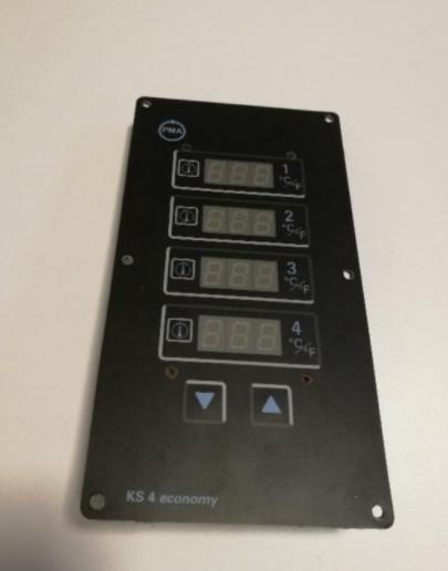 PMA KS4系列温度控制器