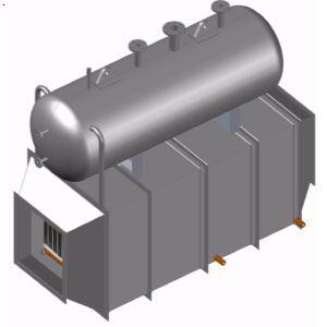 余热回收热水锅炉