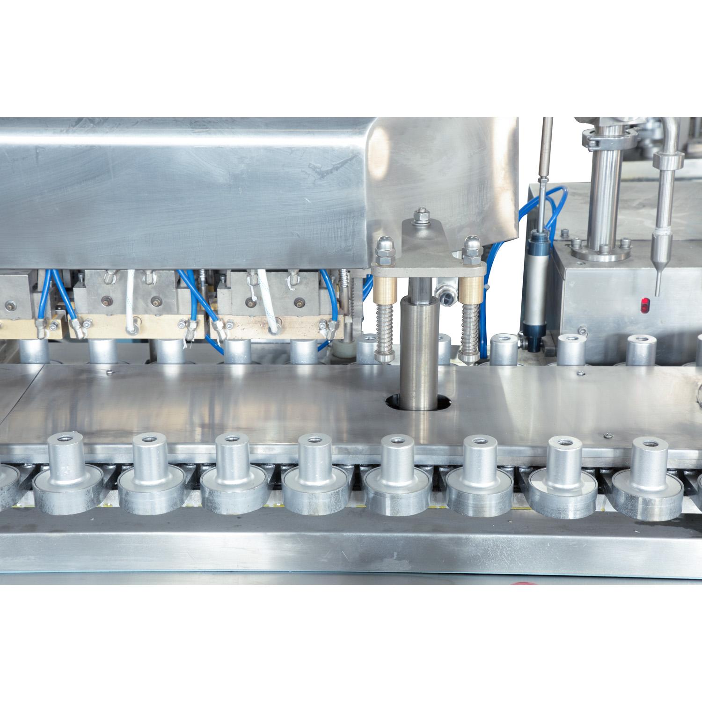 B.GFN-100高速塑料软管灌装封尾机