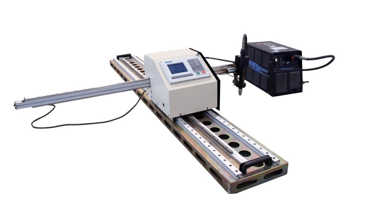 XCF便携式数控火焰、等离子切割机