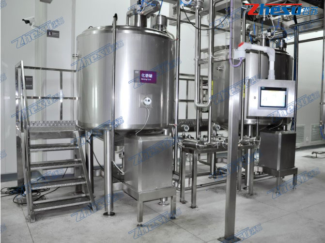 植脂奶油系统工程.02