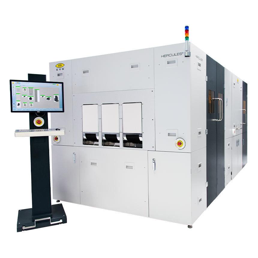 HERCULES 量产型光刻机系统