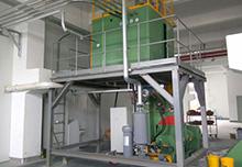 密炼机加料系统