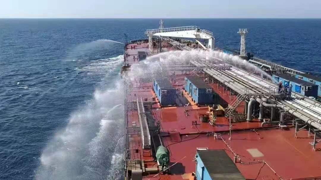 19900DWT成品油船下水