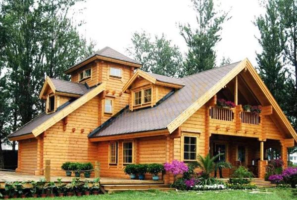 不一樣的農村田園別墅圖片,你喜歡這種風格特色嗎?