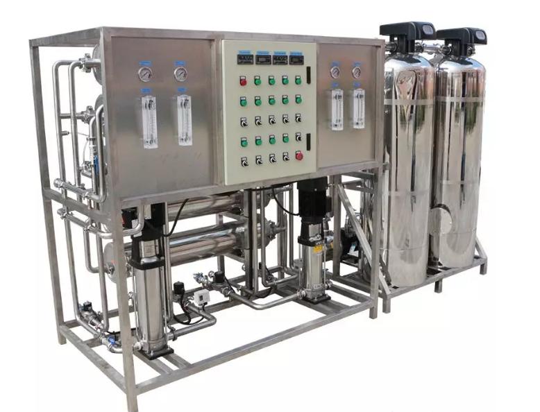 水处理之二级反渗透+EDI水处理,EDI去离子水设备的工业应用和市场需求