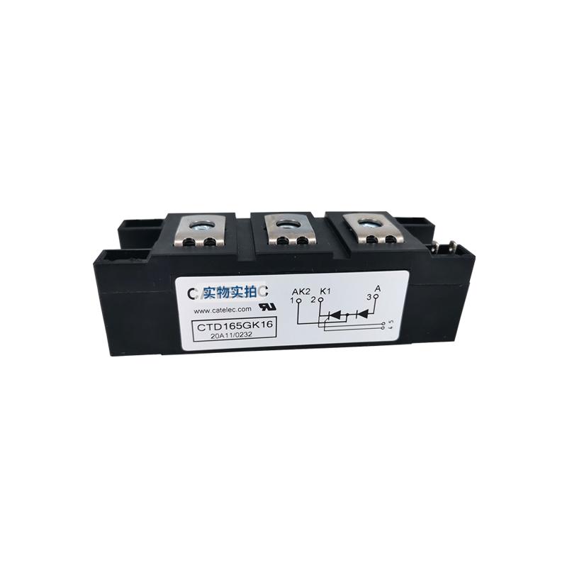 全新西班牙CATELEC可控硅模块 CTD165GK16 晶闸管模块 厂家直销