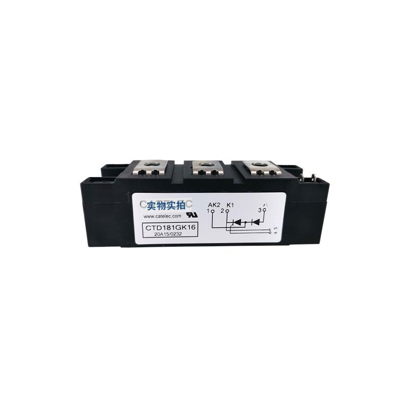 供应全新西班牙CATELEC可控硅模块 CTD181GK16 晶闸管模块 厂家直销