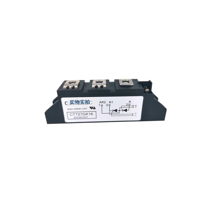 全新西班牙CATELEC可控硅模块 CTT27GK16 晶闸管模块 欢迎订购