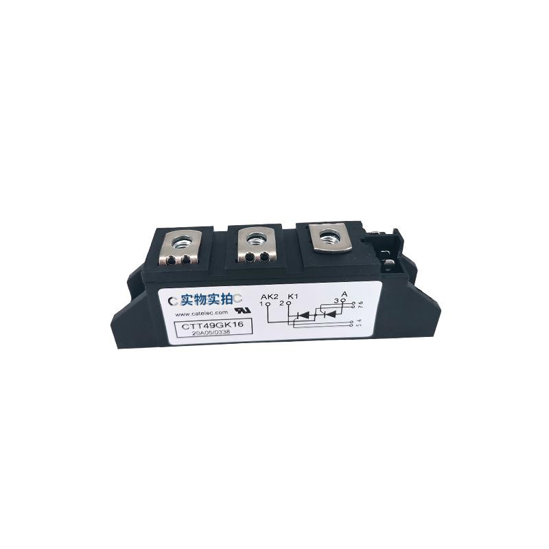 供应全新西班牙CATELEC可控硅模块 CTT49GK16 晶闸管模块 欢迎订购