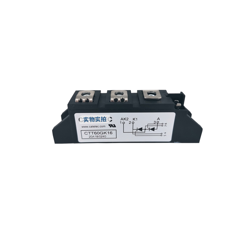 全新西班牙CATELEC可控硅模块 CTT60GK16 晶闸管模块 欢迎订购