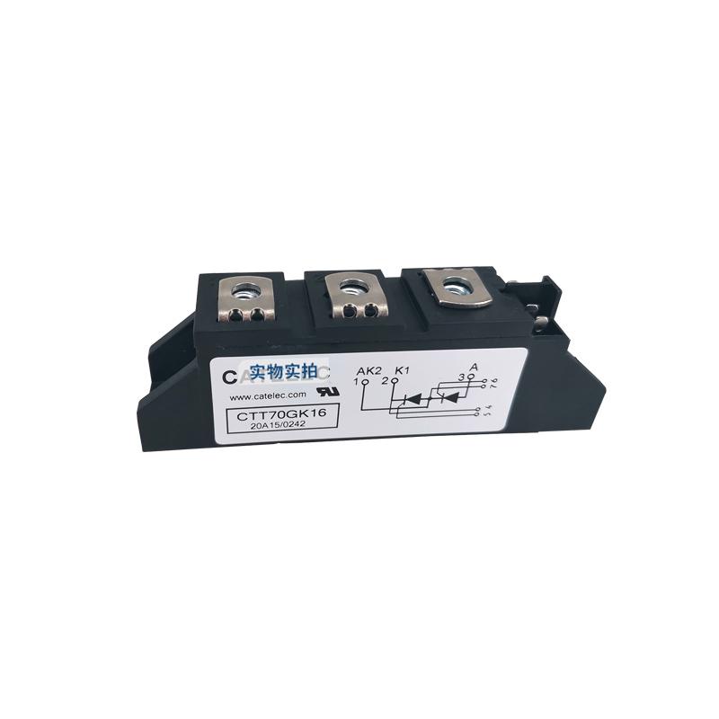 供应全新西班牙CATELEC可控硅模块 CTT70GK16 晶闸管模块 欢迎订购
