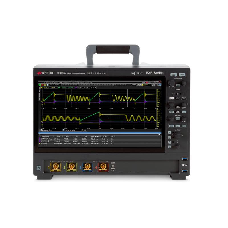 是德科技 EXR054A Infiniium EXR-Series Oscilloscope