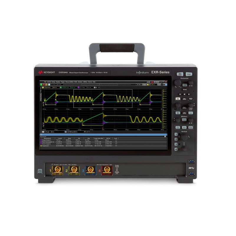 是德科技 EXR104A Infiniium EXR-Series Oscilloscope