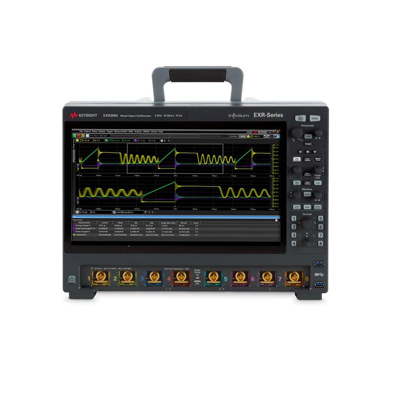 是德科技 EXR208A Infiniium EXR-Series Oscilloscope