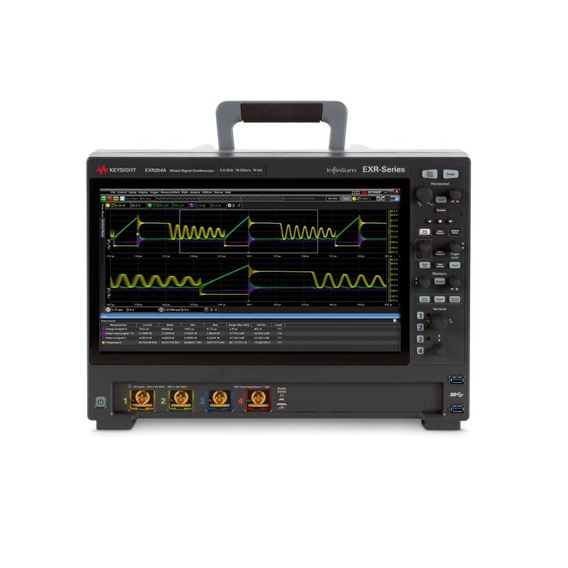 是德科技 EXR254A Infiniium EXR-Series Oscilloscope