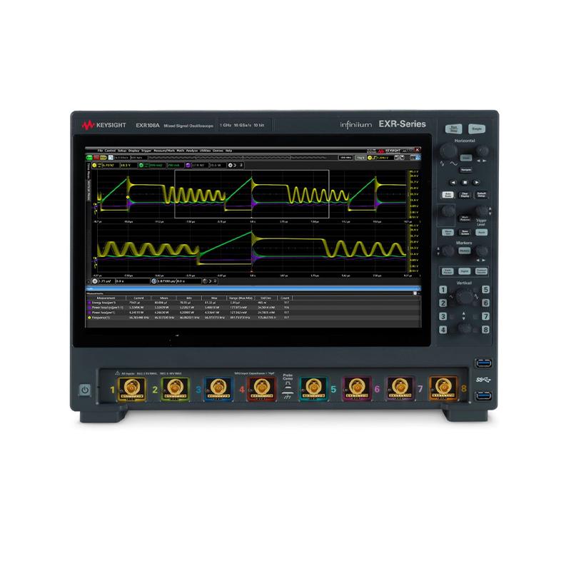 是德科技 EXR108A Infiniium EXR-Series Oscilloscope