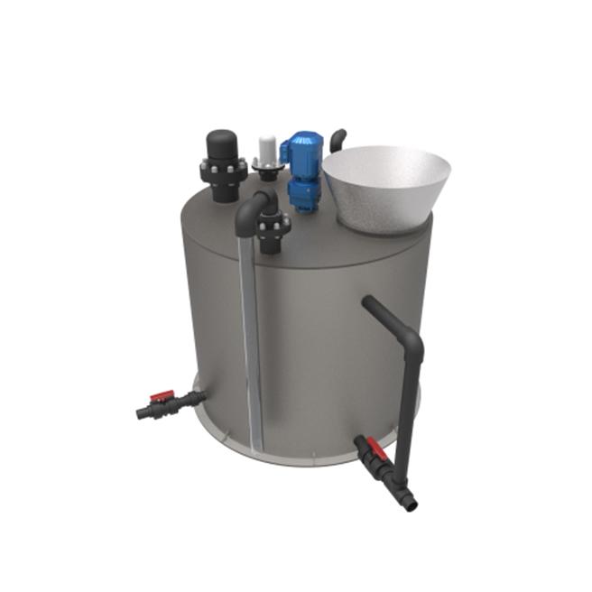 TJPM固化剂制备装置