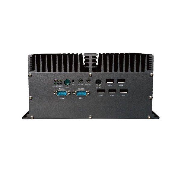EPC-6306-无风扇嵌入式工控机