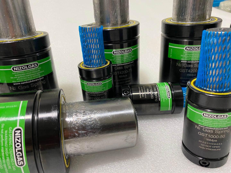 家电五金冲压模具定制非标规格尺寸氮气弹簧