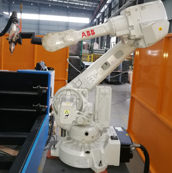 机器人激光焊接机