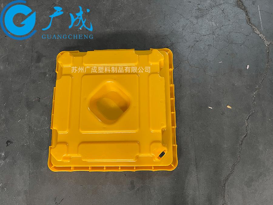 單桶裝防漏塑料托盤底部