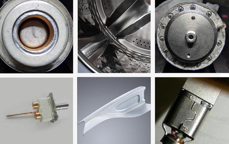 家电金属部件激光自动焊接应用方案
