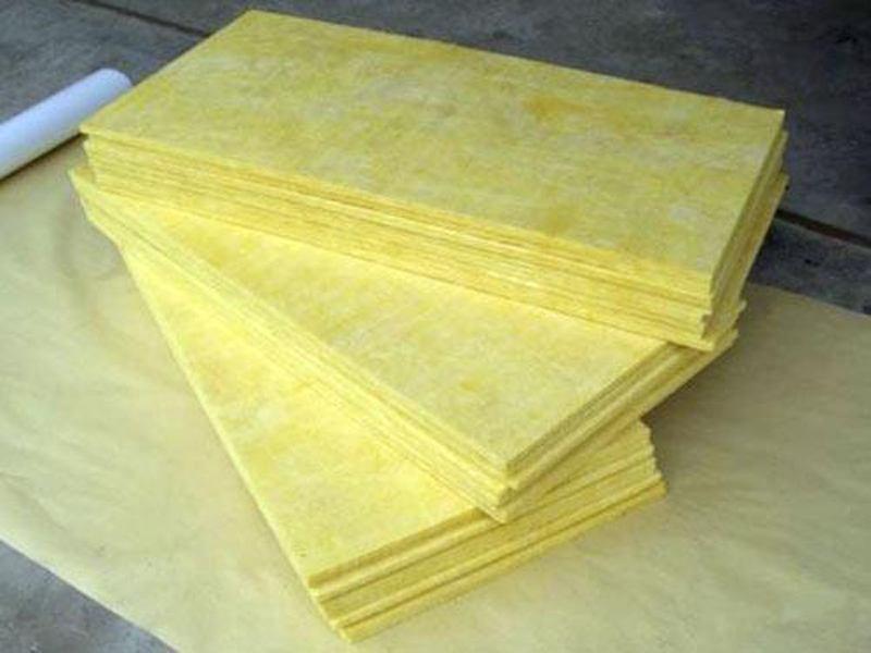 玻璃棉板材料