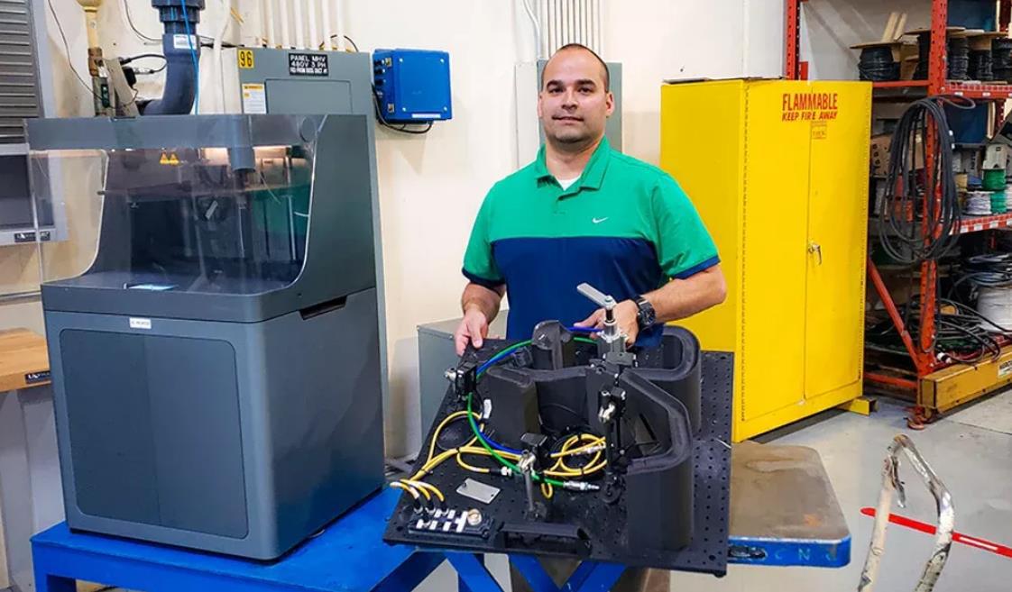 汽车工程师使用3D打印解决日常工作难题|杭州博型3D打印