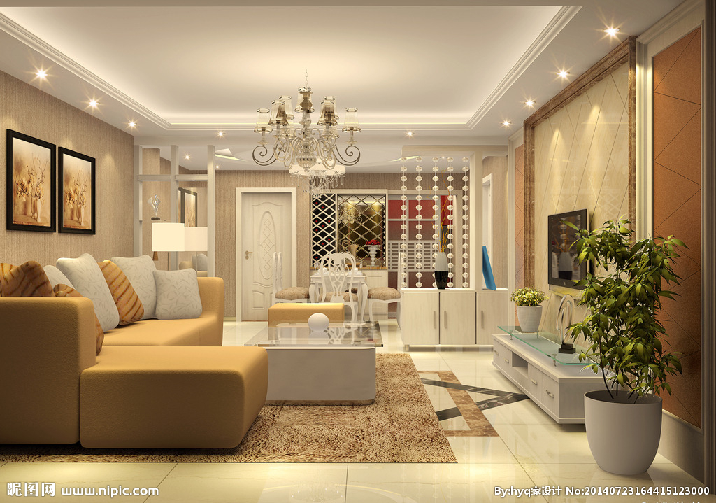 客厅装修设计攻略
