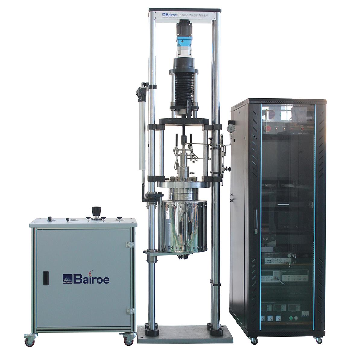 高温高压海水介质 慢应变速率应力腐蚀试验机