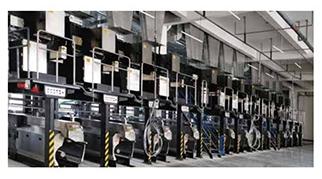 涤纶/锦纶/复合FDY 纺丝工程成套设备