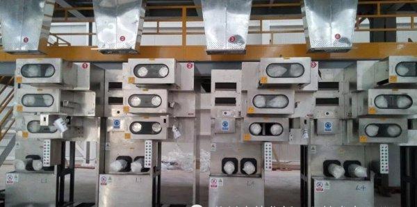 丙纶FDY纺丝生产线