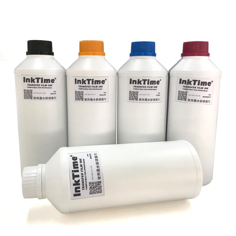 全新数码柯式白彩水性涂料烫画墨水广招各大烫画打印机代理商