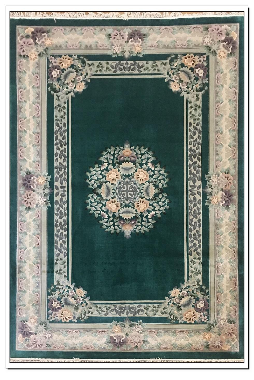 真丝地毯120道x12003