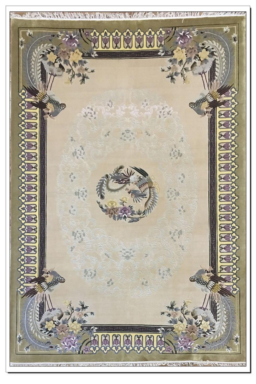 真丝地毯120道x12008