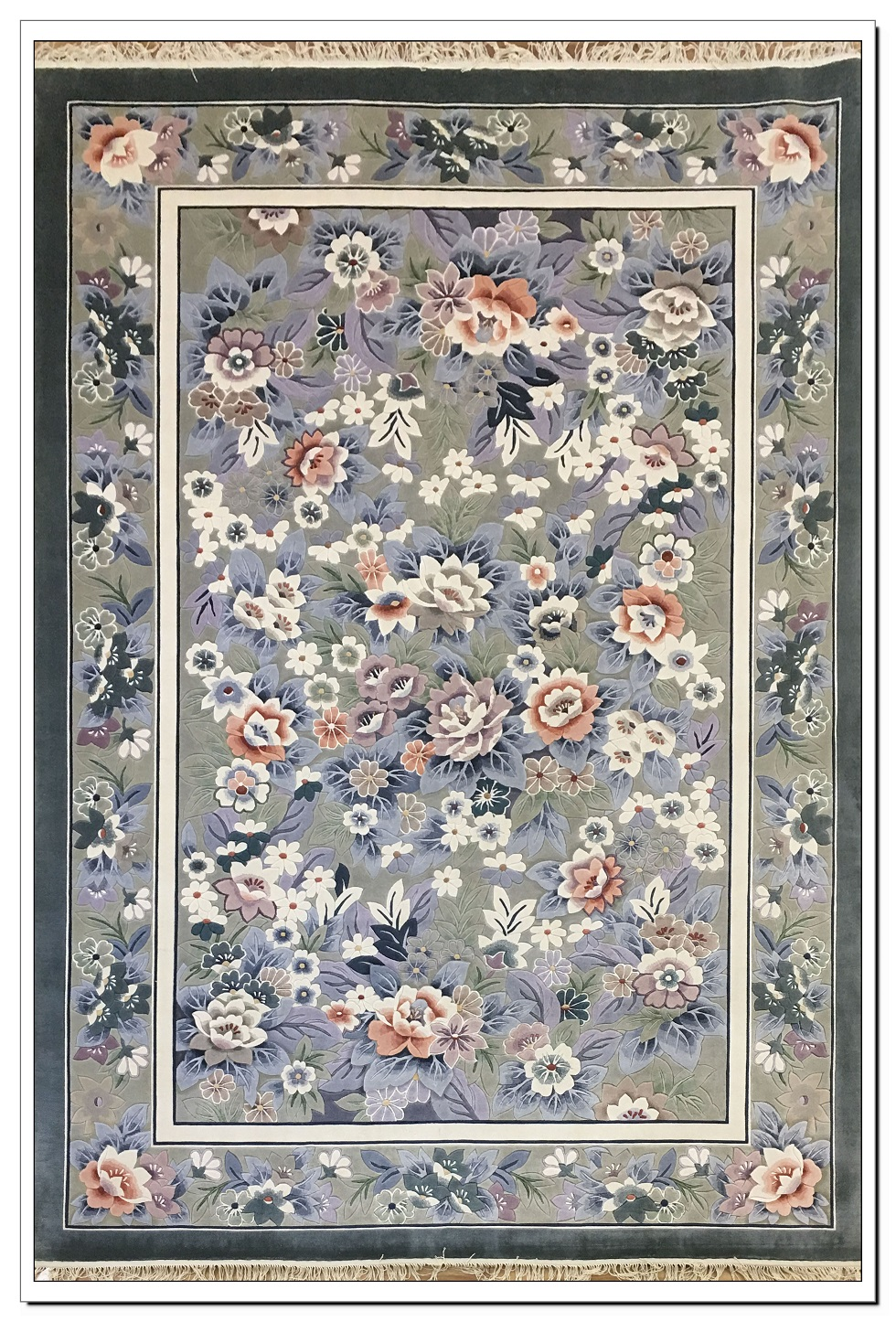 真丝地毯120道x12005