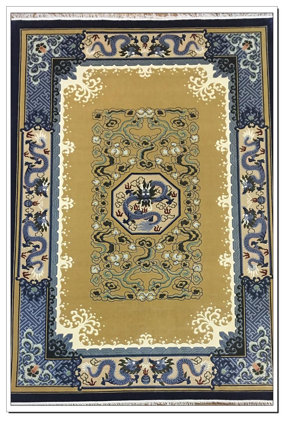 真丝地毯120道x12004