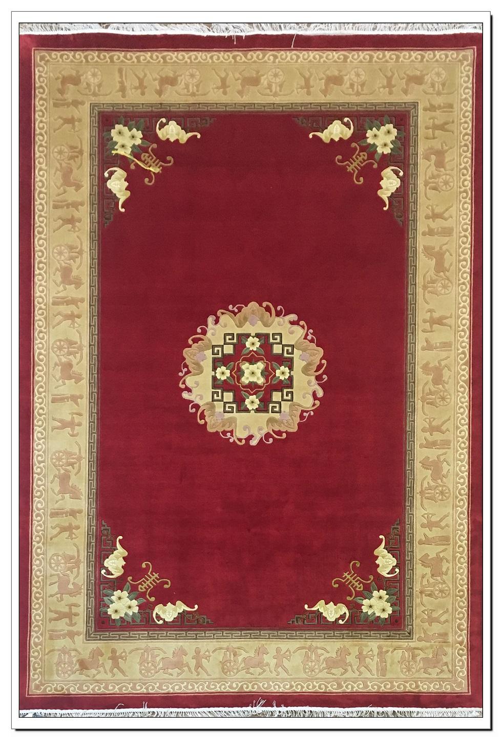 真丝地毯120道x12007