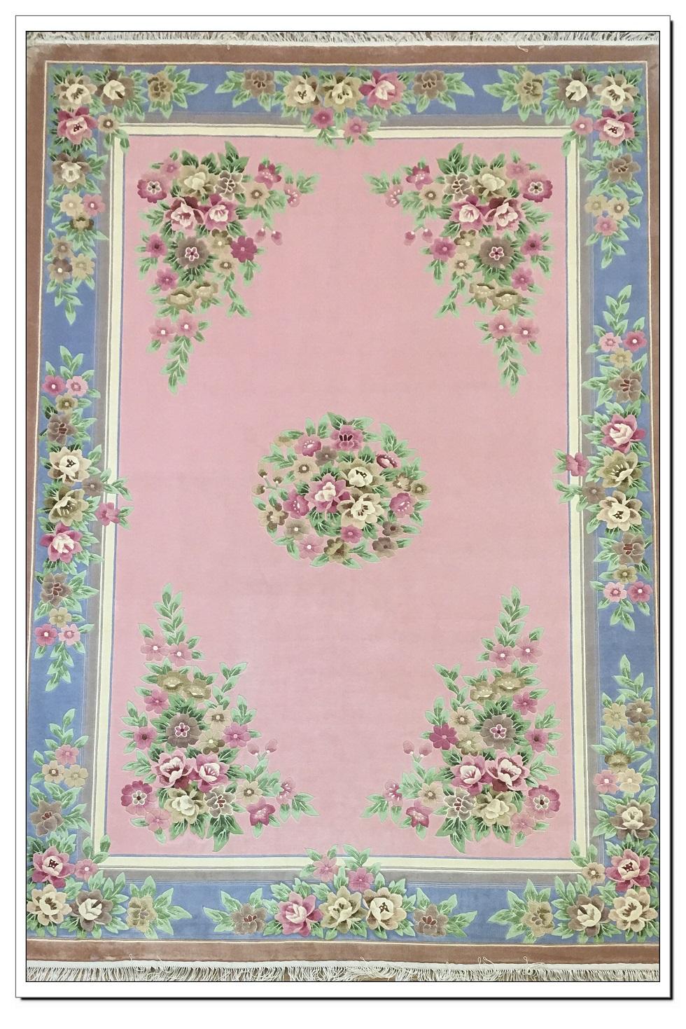 真丝地毯120道x12006