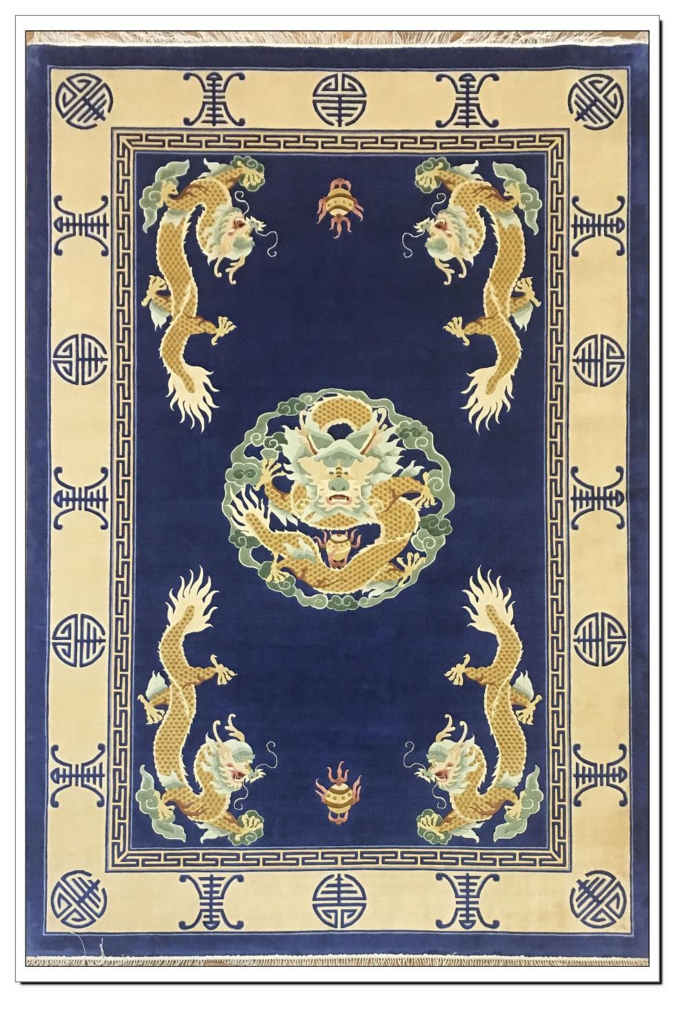 真丝地毯120道x12009