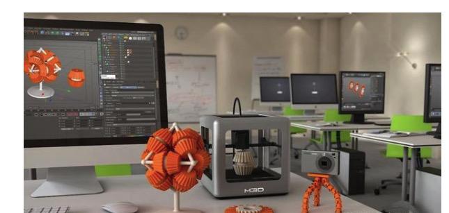3D打印技术对工业设计发展的影响|杭州博型3D打印创意设计