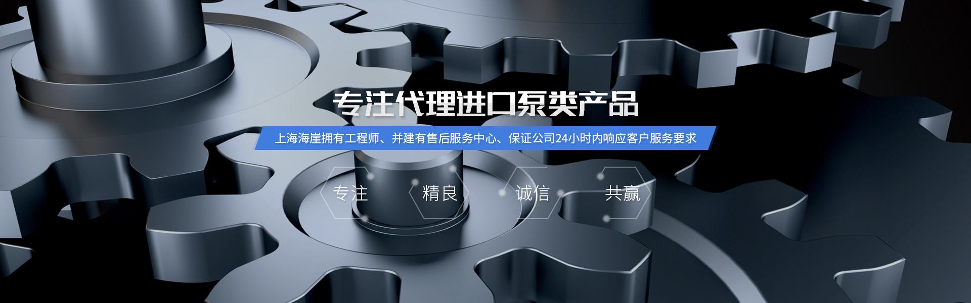 上海进口齿轮泵