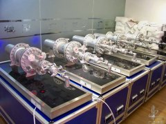 燃烧器模型